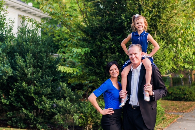 Mark Lindquist family